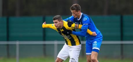Dessers velt Vitesse in besloten oefenduel op Papendal
