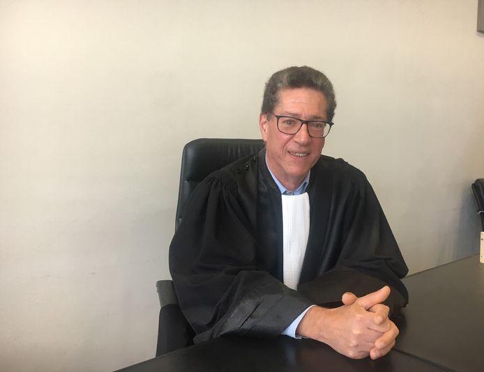 Politierechter Leo Vanpaemel gaat op welverdiend pensioen.