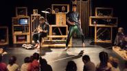 """Interactieve dansvoorstelling voor kinderen tot vier jaar: """"De allerkleinsten houden de touwtjes in handen"""""""