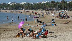 Het zeewater in Spanje was nog nooit zo warm (en waarom dat een probleem is)