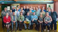 Vlaamse Seniorenclub huldigt kampioen bolletra