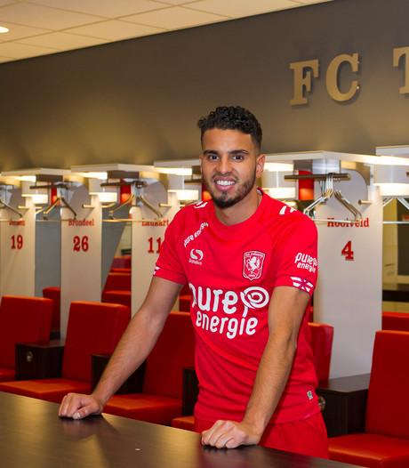 Maher start in de basis bij FC Twente