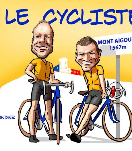 Je voorbereiding op de Tour de France begint vandaag: ontdek de verhalen op de Mont Aigoual