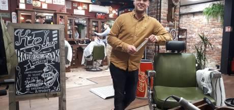 Peperstraat Oss weer helemaal bezet na uitbreiding met 'mancave'