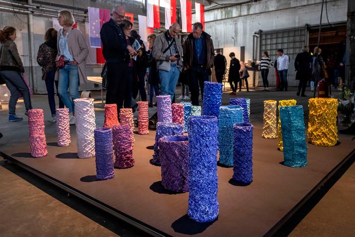 Eindhoven wil het hele jaar door wel de reuring van de Dutch Design Week.