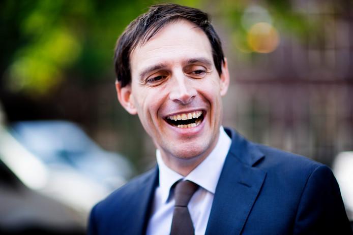 Minister van Financiën Wopke Hoekstra (CDA) kan blijven lachen. Ook dit jaar houdt hij bijna 11 miljard euro over.