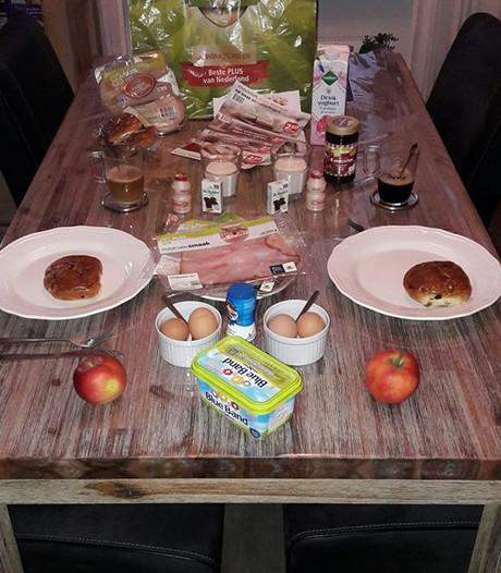 Gratis ontbijt voor dorp Nunspeet