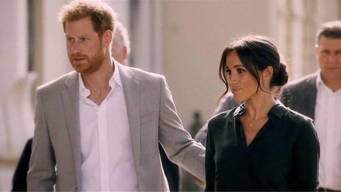 """Prins Harry en Meghan Markle ontkennen realityshow: """"Het wordt een docu met homevideo's van de Megxit-periode"""""""