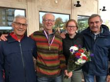 Chris Wouters (65) pakt clubrecord Thor op marathon