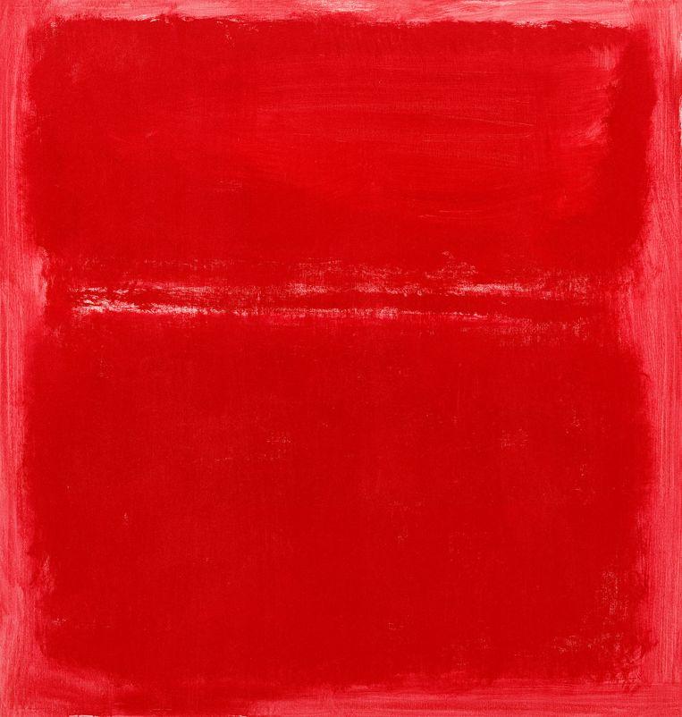 Mark Rothko, Untitled, 1970. Beeld Mark Rothko
