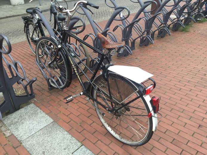 De fiets die Jos schenkt aan een willekeurige Nederlander.