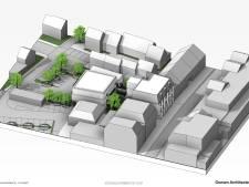 Nieuwbouw op plaats Jacobs Kleding in Zundertse Molenstraat