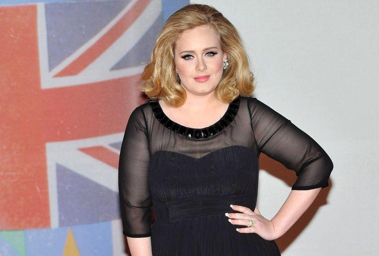 Adele in 2016.