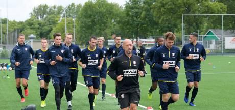 FC Dordrecht krijgt vorm en openbaart deze week nieuwe hoofdsponsor