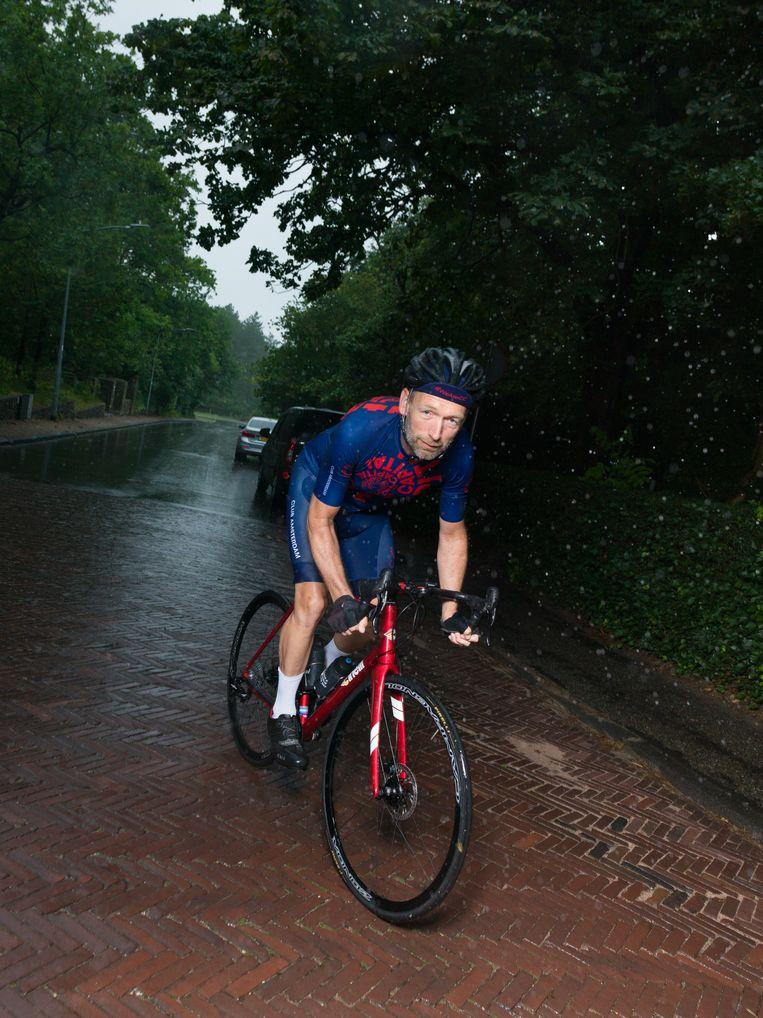 Jacco deVries (48). Beeld Ivo van der Bent