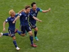 Arias' Colombia verliest van Japan na vroege rode kaart