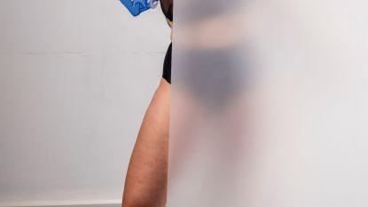 """Jitske Van de Veire (26) toont zich met al haar imperfecties: """"Nu al hangtieten? Euh... so what?"""""""