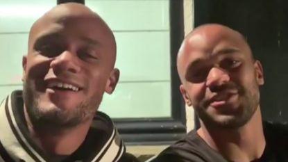 """Kompany feliciteert papa: """"Eerste zwarte burgemeester in België ooit, het werd tijd!"""""""