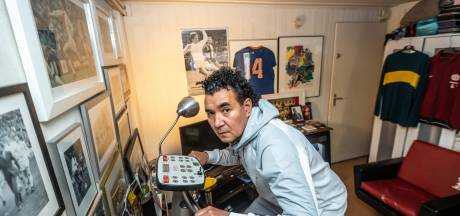 Hoe Ricardo Moniz na zijn ontslag bij Excelsior steun vond bij Michael Jordan, Carl Lewis en Elvis Presley