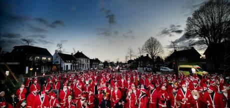 Geslaagd Kerstpakken Parkoers in Middelbeers: 'Ook bij de kerstpakken neerzitten is geen optie'