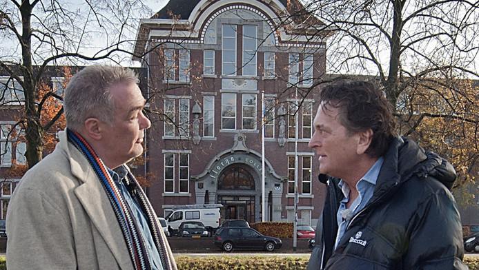 Martino Kerremans en Jan Koevoets zijn zestig jaar geleden door een babywissel in het oude St.-Ignatiusziekenhuis in Breda bij de verkeerde ouders terechtgekomen.