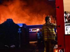 Flinke schade na woningbrand in Mariënberg