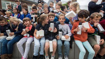 400 gratis brooddozen en drinkbussen voor eerstejaars