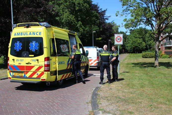 Bij de steekpartij in het Stadspark in Lelystad viel een gewonde.