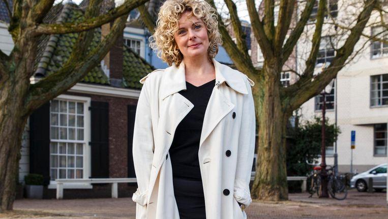 Mara Grimm: 'Het Rijksmuseum is het enige museum met een fatsoenlijk restaurant' Beeld Carly Wollaert