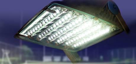 Clubs in Heuvelrug gaan over op ledverlichting langs sportvelden