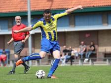 De Paasberg maakt doelpuntenfestijn van laatste zondagse thuiswedstrijd