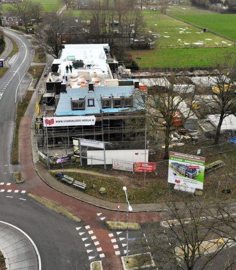 Nieuwbouwproject 'n Kaamp in Bornerbroek is populair: bewoners krijgen in zomer sleutel
