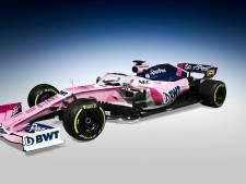 SportPesa Racing Point: nieuwe naam, bijna dezelfde kleuren