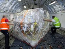 Honderd banen weg bij vrachtvervoer Schiphol
