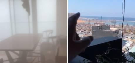 """Un Belge a filmé les explosions depuis son appartement: """"Un miracle que nous soyons encore en vie"""""""