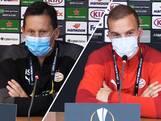 Hendrix over Europa League-wedstrijd op Cyprus: 'Het zijn zware tijden, maar er staat een gemotiveerd PSV'