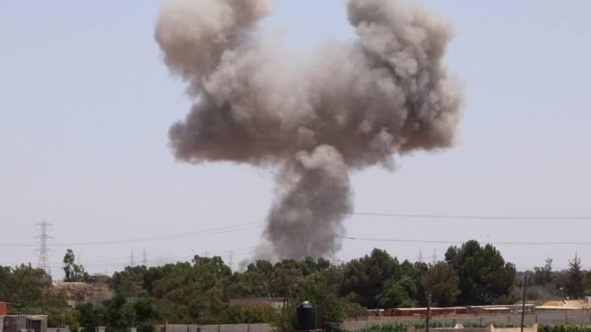 NAVO voert bombardementen in het westen van Libië op