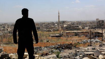 """""""Nagenoeg geen terroristen meer in Oost-Ghouta"""""""