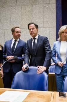 LIVE | Komt premier Rutte de oppositie tegemoet?