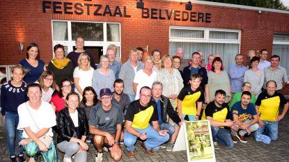 Viva Villezjiel dankte zijn vrijwilligers