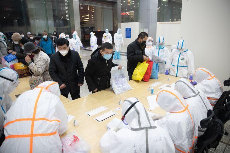 'Vergeleken met de Spaanse griep van honderd jaar geleden zijn we bijzonder goed geworden in het bestrijden van virale uitbraken.' Beeld Photo News