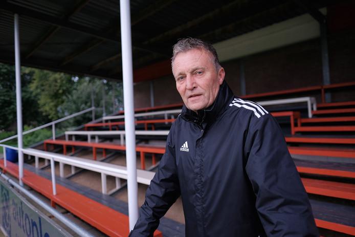 Doesburg-trainer Bob Hartemink