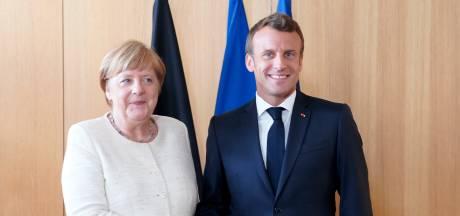 """Angela Merkel: """"Il reste quelques jours"""" pour trouver une solution"""