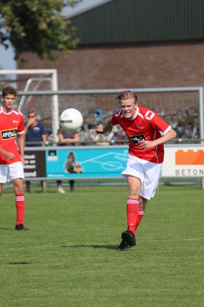 Lewedorpse Boys won zaterdag met 6-2 van FC Dauwendaele.