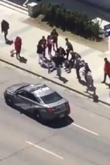 Bestelwagen rijdt in op voetgangers Toronto: 9 doden, 16 gewonden