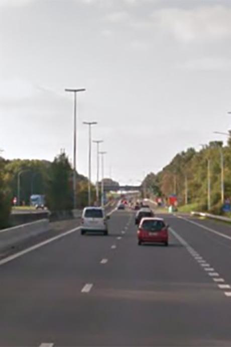 Accident mortel sur l'autoroute A604 à Liège