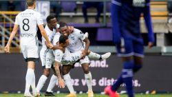 Anderlecht verliest dure punten na defensief geklungel Luckassen