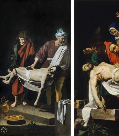 Wil de echte Caravaggio opstaan?