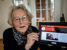 Greet (84) uit Boskamp ontsnapt dankzij app aan eenzaamheid na plotseling overlijden van haar man