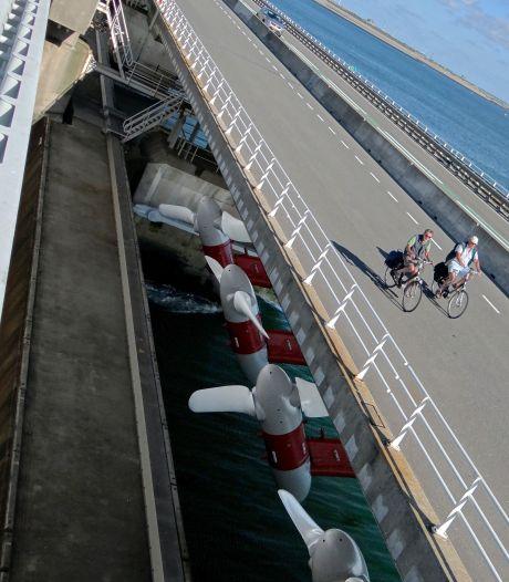 Tocardo start getijdencentrale in Oosterscheldekering weer op